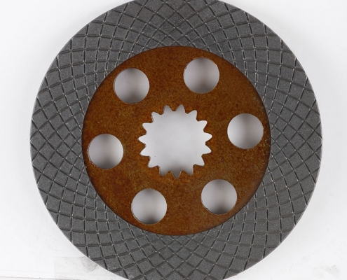 Farmec 501544 Brake Disc
